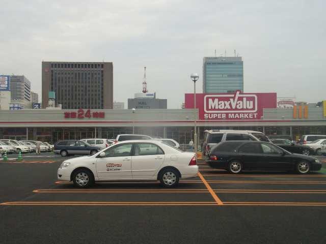 名古屋駅西ビル マックスバリュ