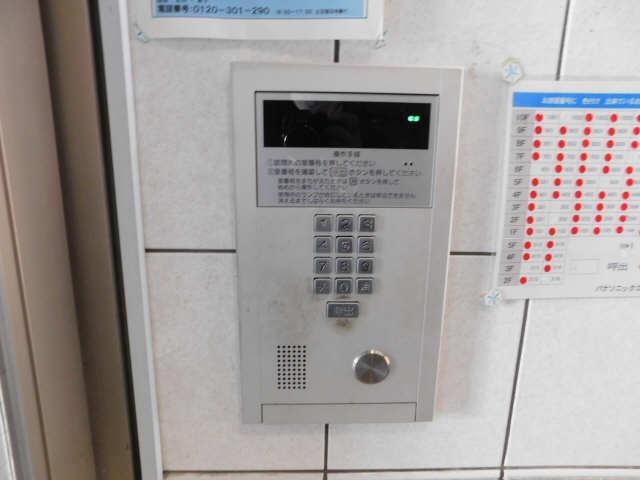 メゾン ド セレブラル 8階 セキュリティ
