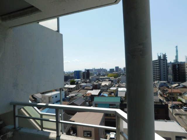 メゾン ド セレブラル 8階 眺望