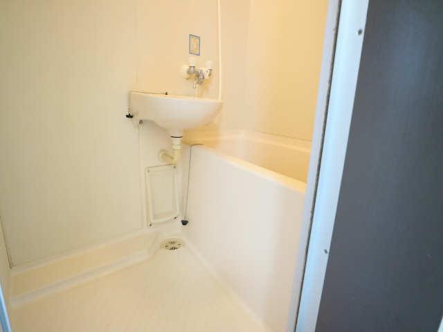 パラシオンFJ 8階 浴室