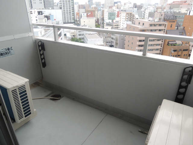 VIA 141 12階 バルコニー