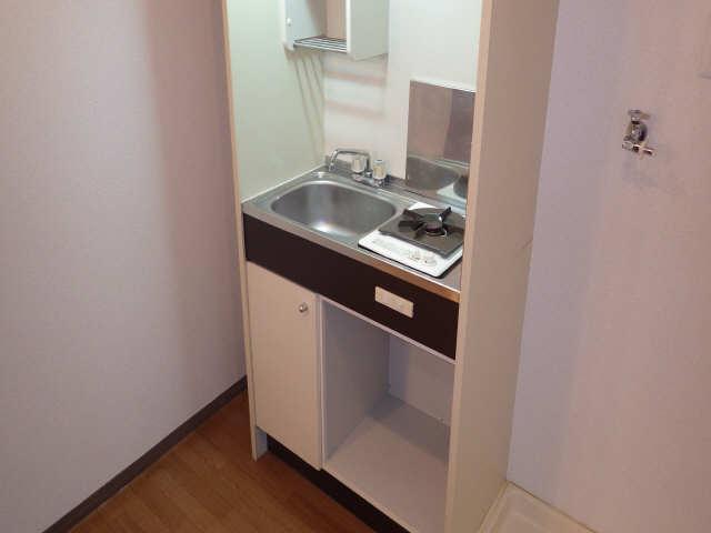 ドミールCHOSEI 4階 キッチン