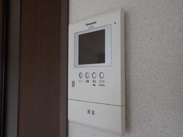 ドミールCHOSEI 4階 モニター付インターホン