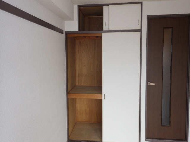 ドミールCHOSEI 4階 収納