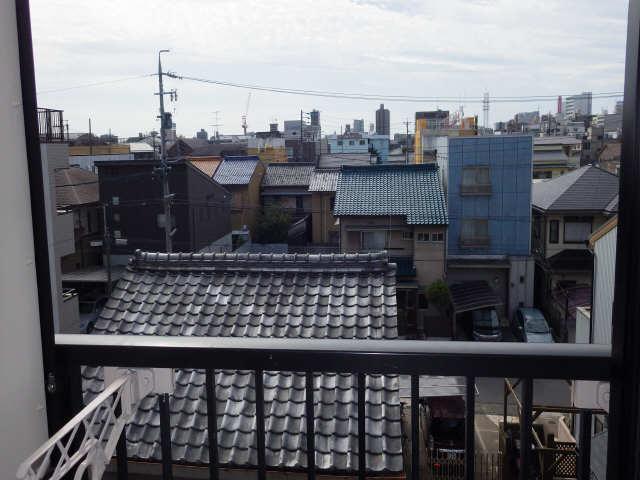 ドミールCHOSEI 4階 眺望