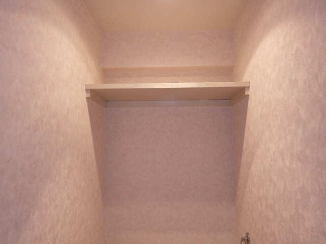 ドミールCHOSEI 4階 WC棚