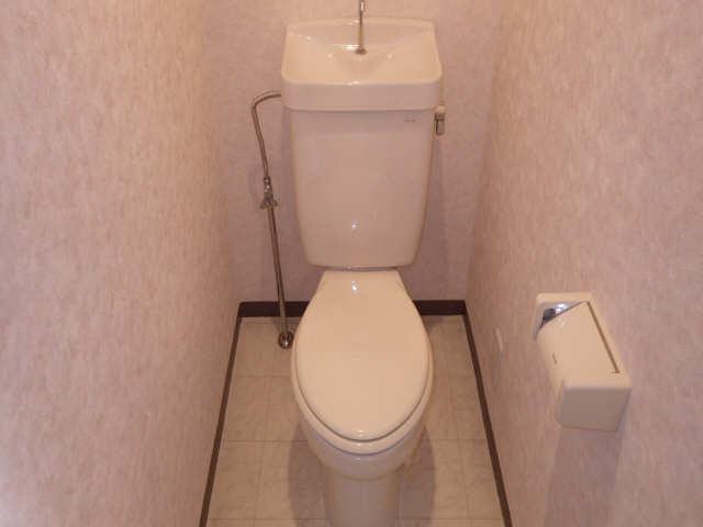 ドミールCHOSEI 4階 WC