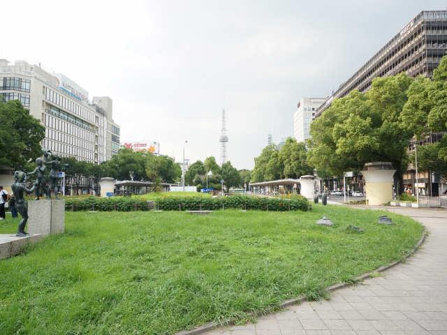 リバーサイド石川 2階 公園