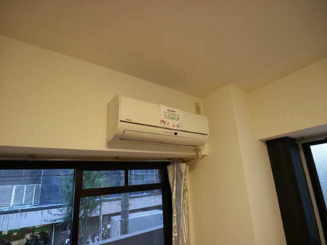 リバーサイド石川 2階 エアコン