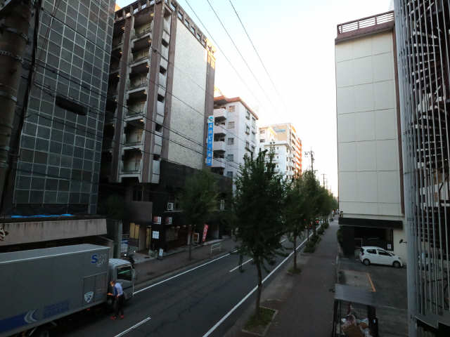 リバーサイド石川 2階 眺望
