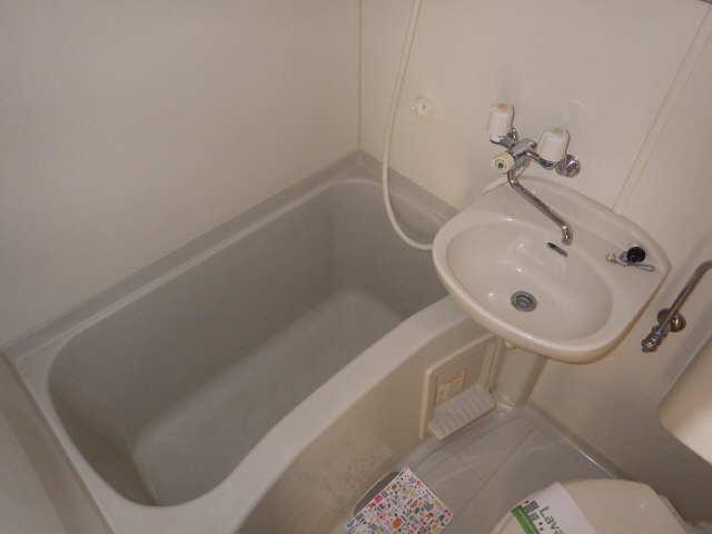 E'S HEIGHTS 10階 浴室
