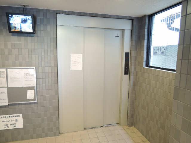 Maison de 昻 8階 エレベータ
