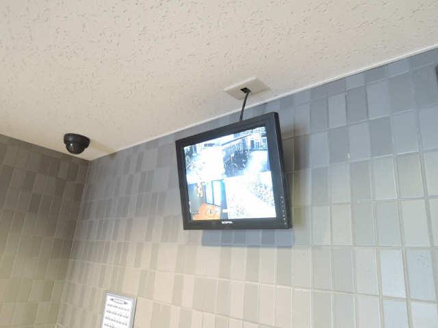 Maison de 昻 8階 防犯カメラ