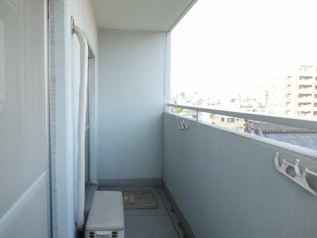 ライフステージ徳川 6階 バルコニー