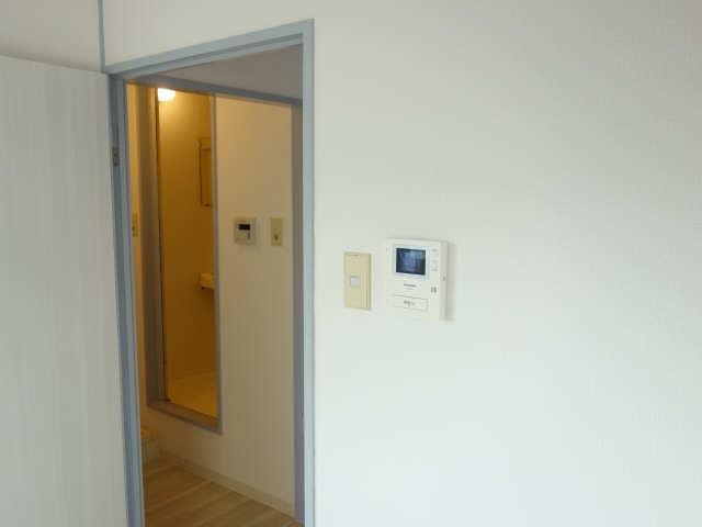ライフステージ徳川 6階 モニター付きインターホン
