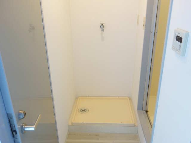 ライフステージ徳川 6階 洗濯機置場