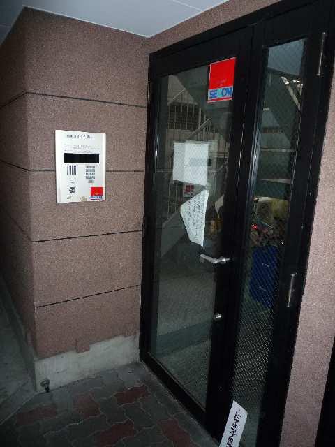 ドミール新栄 2階 エントランス