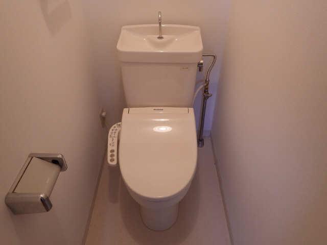 ドミール新栄 2階 WC