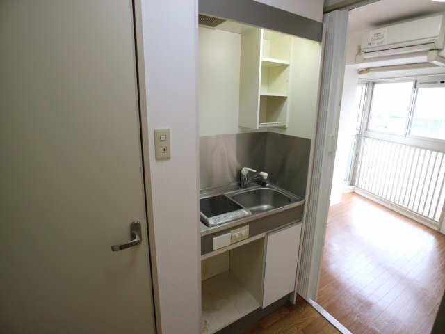 サンパーク上前津 12階 キッチン