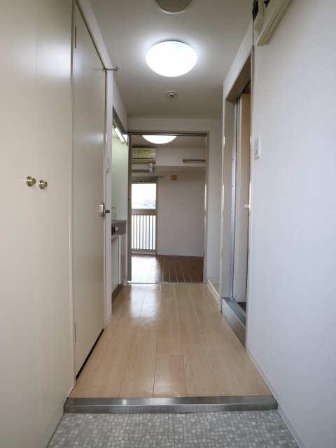 サンパーク上前津 12階 廊下