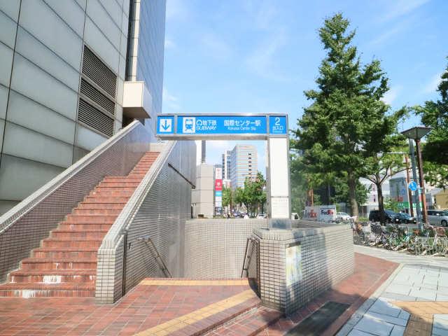サンパーク丸の内(5~14F) 9階 国際センター駅