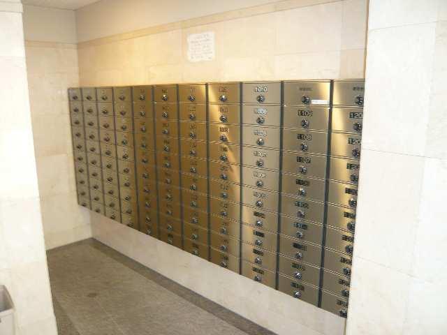 ウェステリア西大須 2階 メールBOX
