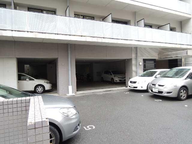 CK錦レジデンス 3階 駐車場