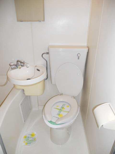 水主町ロイヤルハイツ 8階 WC