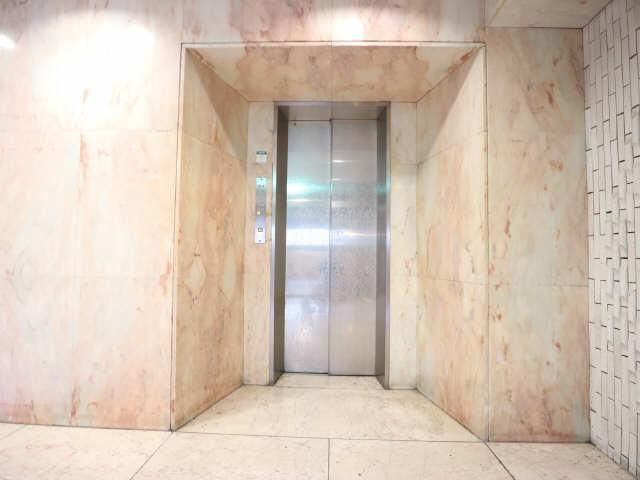 第3宮地マンション記念橋 6階 エレベーター