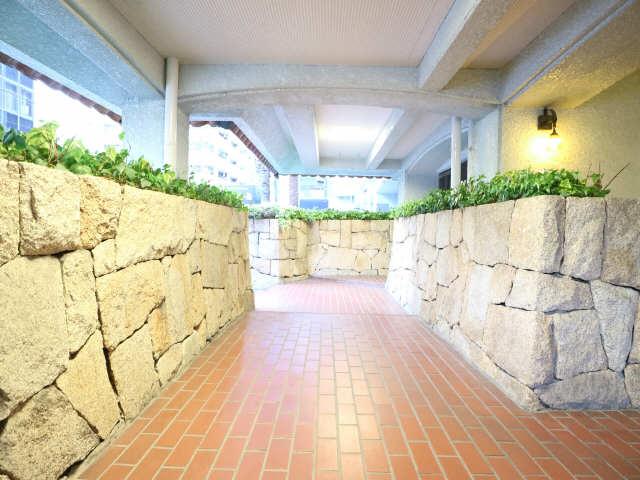 第3宮地マンション記念橋 6階 共用通路