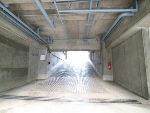 第3宮地マンション記念橋 6階 駐輪場