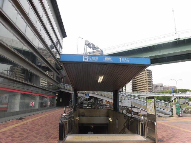 第3宮地マンション記念橋 6階 鶴舞駅