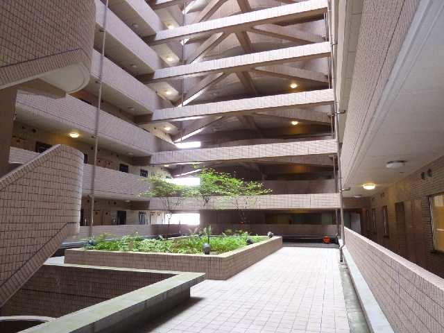 グラン・アベニュー名駅 2階 空中庭園