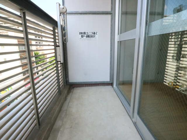 IZM36 4階 バルコニー