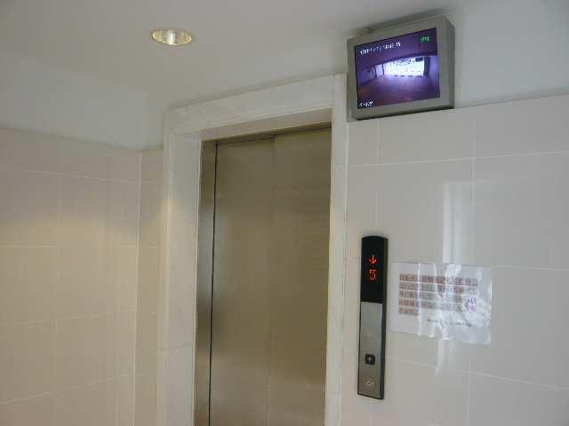 リエス伏見 7階 エレベーター