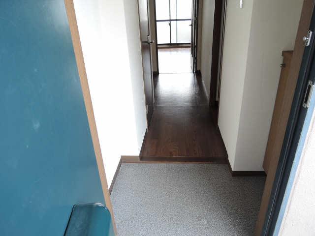 グリーンハイツ白川 5階 玄関