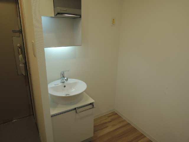 パルティール上前津 4階 洗面