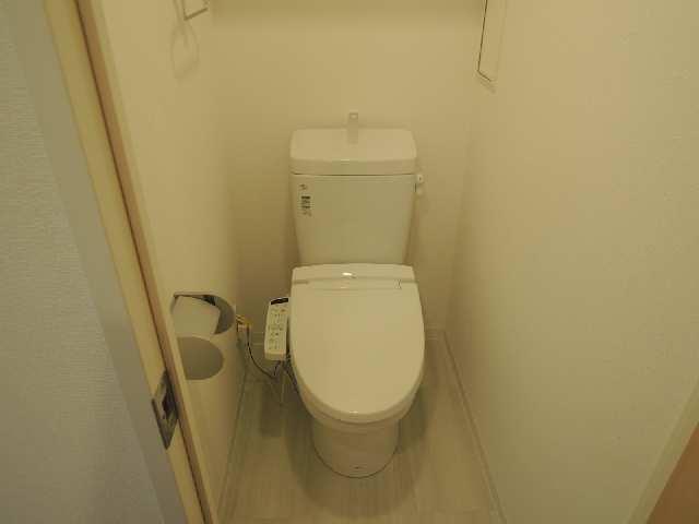 パルティール上前津 4階 WC
