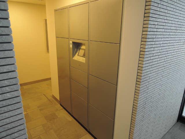 パークアクシス東別院 1階 宅配BOX