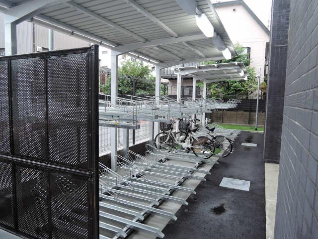パークアクシス東別院 1階 駐輪場