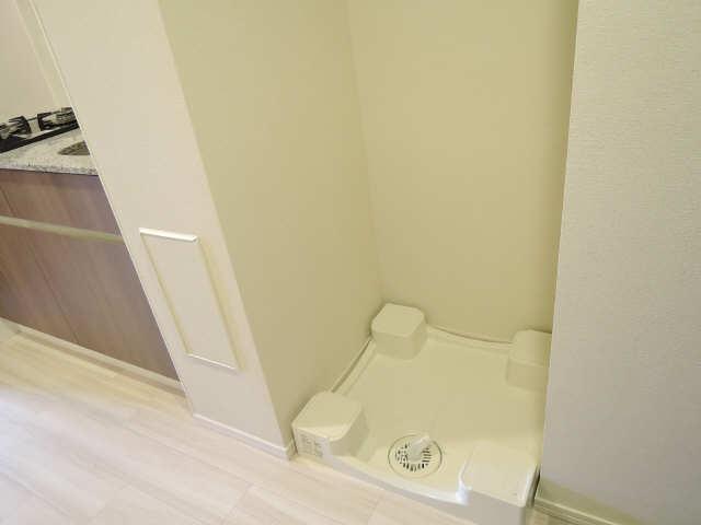 パークアクシス東別院 3階 洗濯機置場