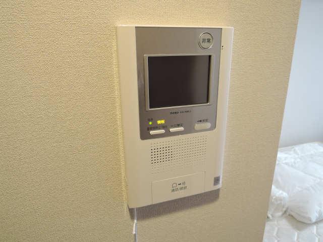 パークアクシス東別院 7階 モニター付インターホン