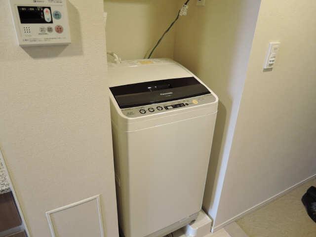 パークアクシス東別院 7階 洗濯機