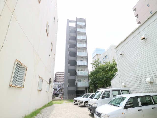 シャルマン新栄 7階 外観