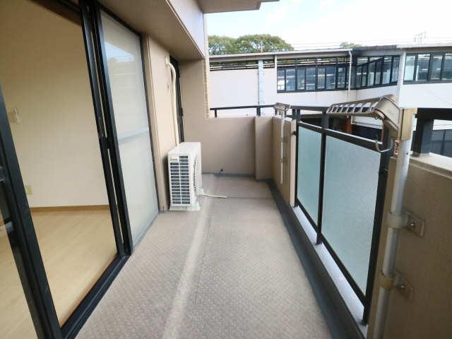 グランドメゾン鶴舞公園 3階 バルコニー
