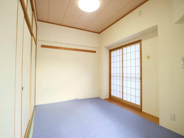 グランドメゾン鶴舞公園 3階 和室