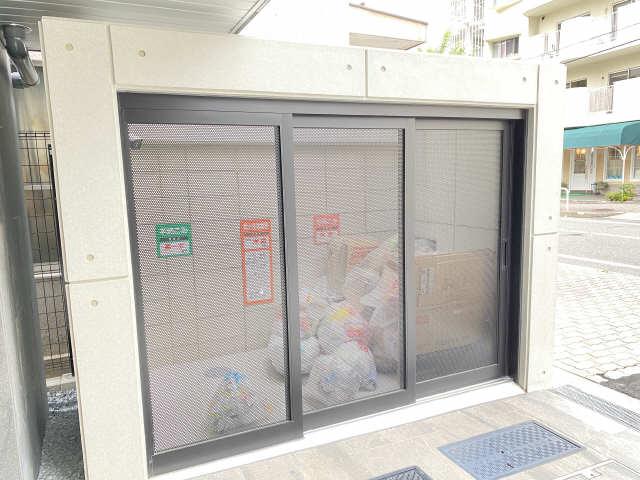 S-RESIDENCE上前津 12階 敷地内ゴミ置き場
