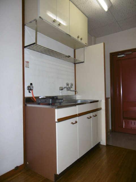 古田コーポ 3階 キッチン