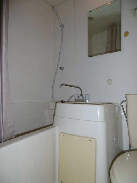古田コーポ 3階 浴室