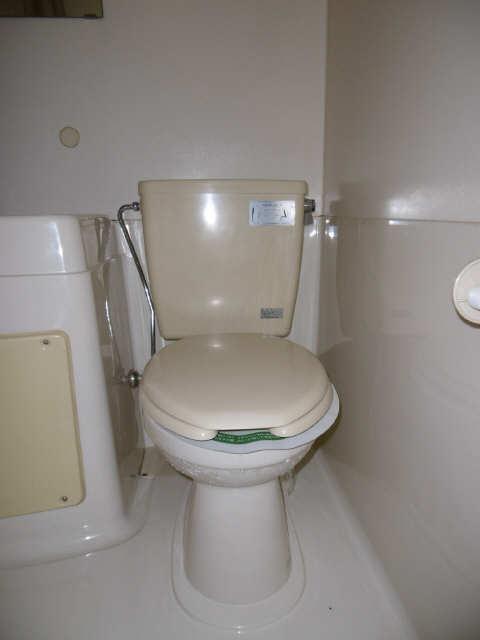 古田コーポ 3階 WC
